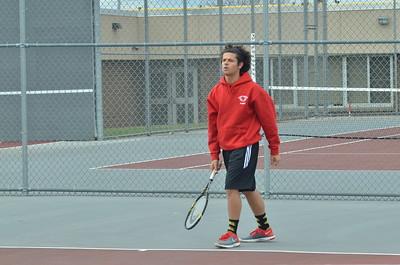 Tennis vs WHS 4-28-15