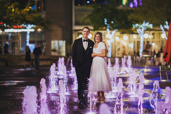 Forrest + Patty | Married