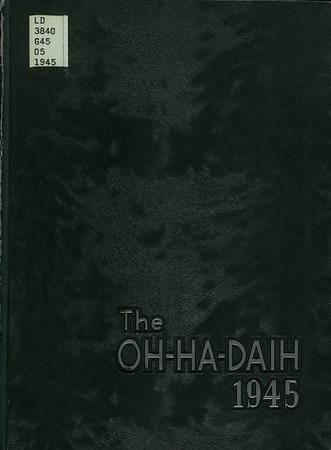 1945 Oh-Ha-Daih