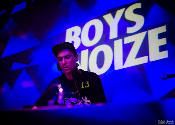 Verboten - Boys Noize