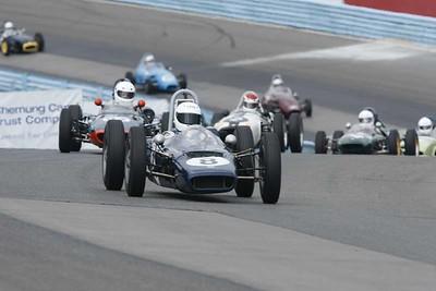 No-0813 Race Group J - Formula Junior - Golden Jubilee Series Race