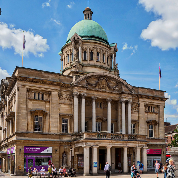 Hull City Hall (venue)
