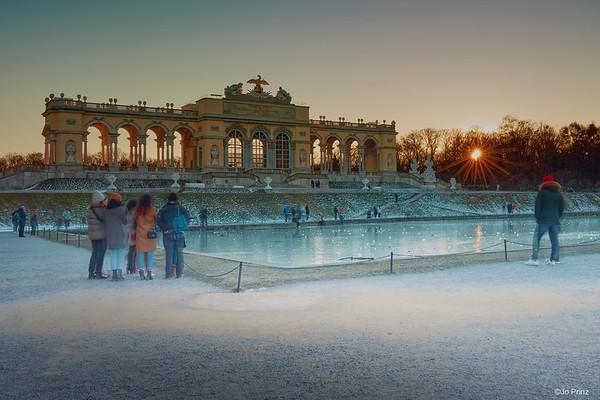 Cityscape Vienna