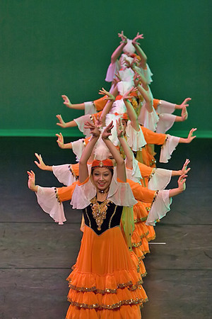 Xinjiang Dance - 2005
