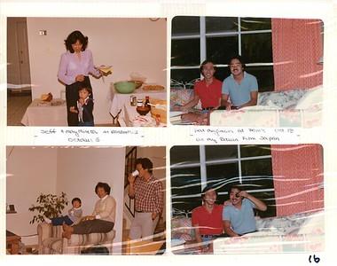 Oct 1983 Kanamori, Los Angeles, Fall Colors