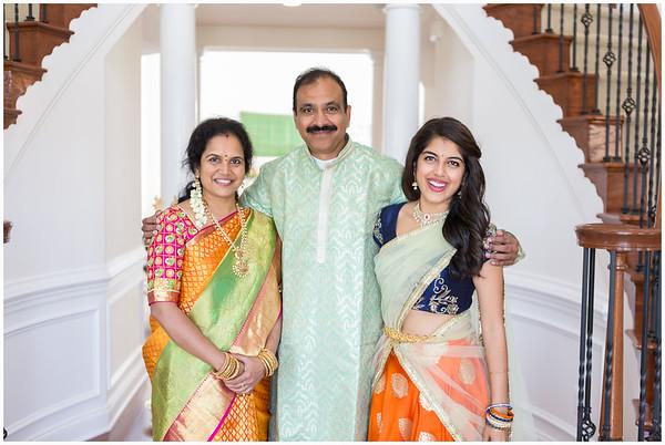 Ram & Subhadra Housewarming