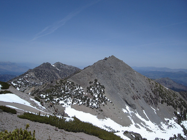 TRYON PEAK/HIGHLAND PEAK: MAY 26-28, 2007