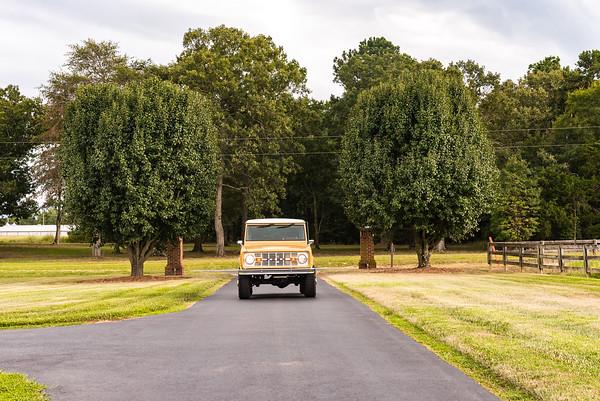 1970 Ford Bronco - Bear Creek, NC