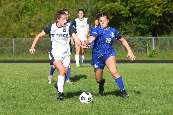Drury-Mount Everett Girls Soccer