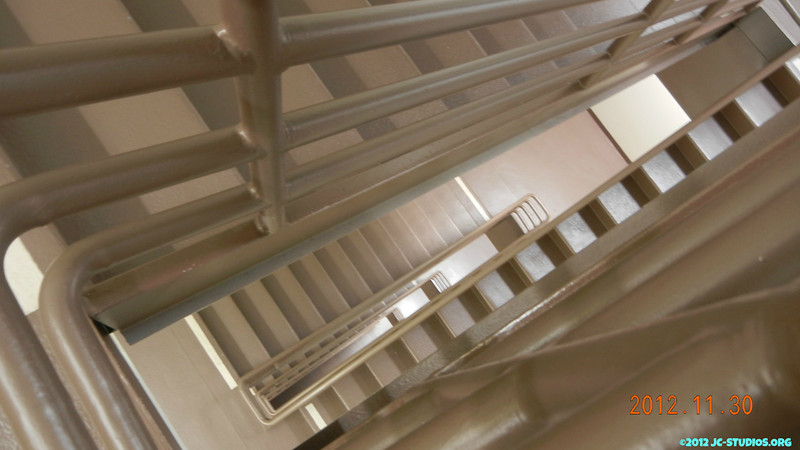 11/30/2012 - Stairs