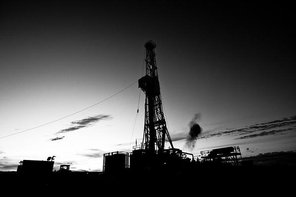 Precision Drilling Rig 418
