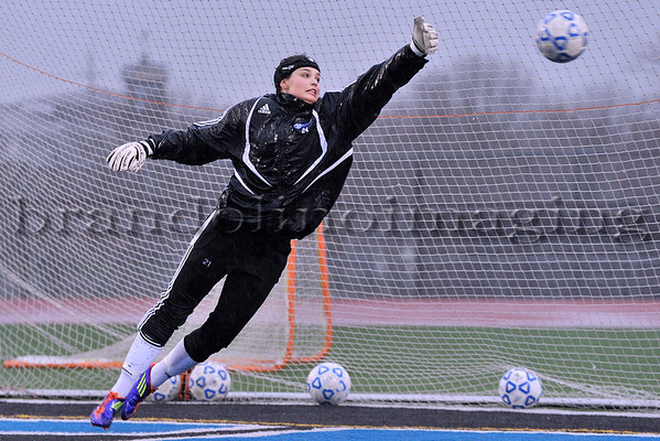 Lincoln-Way East Varsity Soccer (2013)