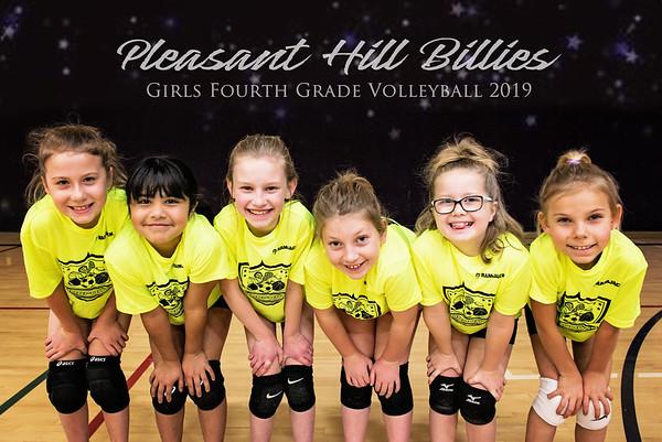 PH Fourth Grade Volleyball