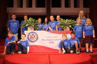 St. John Blue Ribbon Day