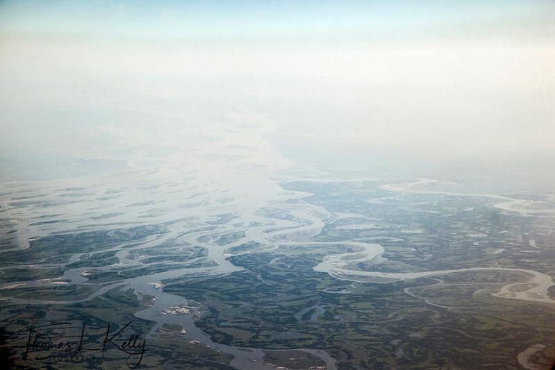 Brahamaputra River