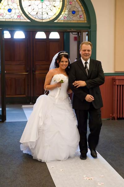 Erika and Jason 7-27-09
