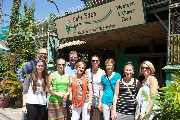 Phnom Penh Cafe Eden