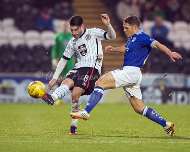 St Mirren v Queen of the South