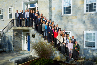 Board of Trustees Board Meeting Minutes at Tourterelle & Old Chapel Group Photo