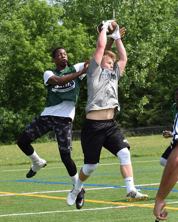 Panthers 7 On 7 - 6/4