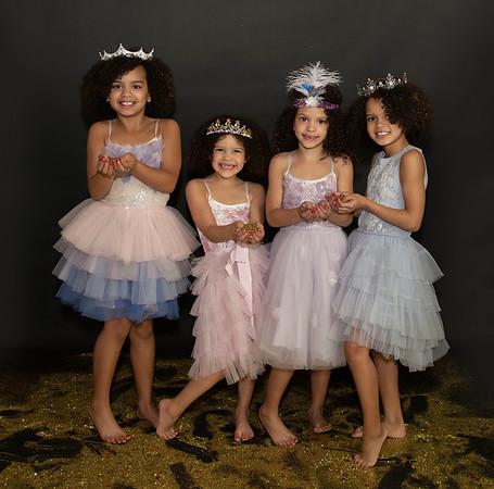 Kailiess Girls Glitter Session