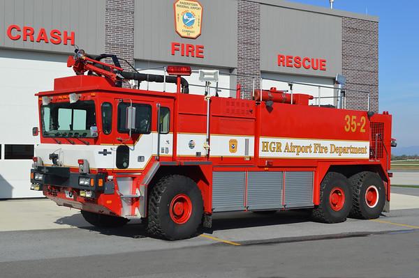 Station 35 - Hagerstown Regional Airport