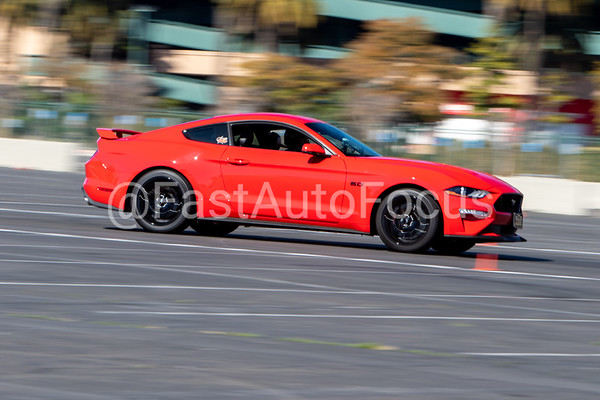 Custom Gallery - 2018 Red Ford Mustang