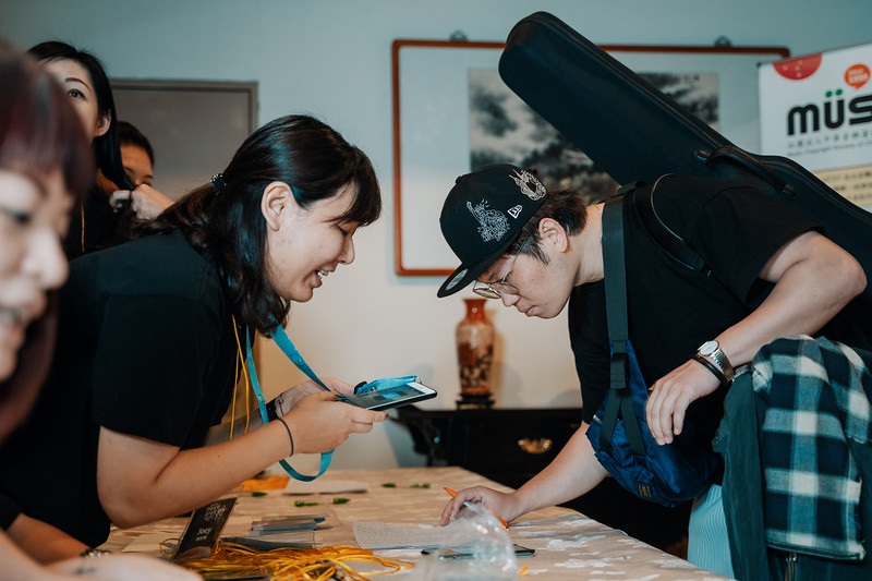 International Songwriting Camp (MÜST) Taipei, Sep. 23, 2019 Photo by Square O Tree 平方樹攝影 ▶      https://www.facebook.com/square.o.tree/
