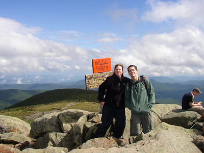 Moosilauke Appalachian Trail hike: June 26