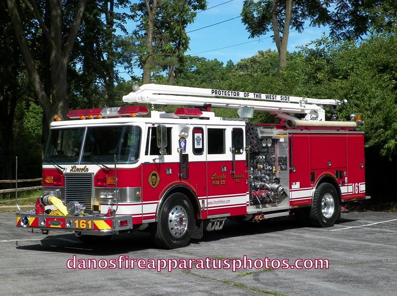 LINCOLN FIRE CO.