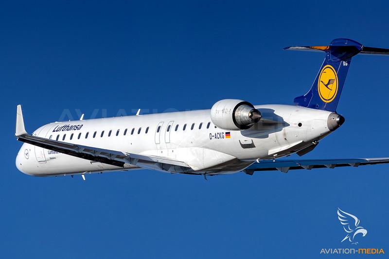 Lufthansa / Bombardier CRJ900 / D-ACKG