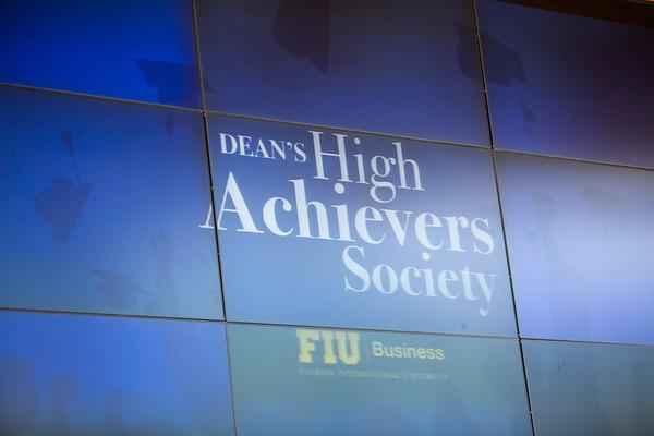 Dean's High Achiever's Society