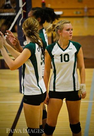 CHS Volleyball 20110901