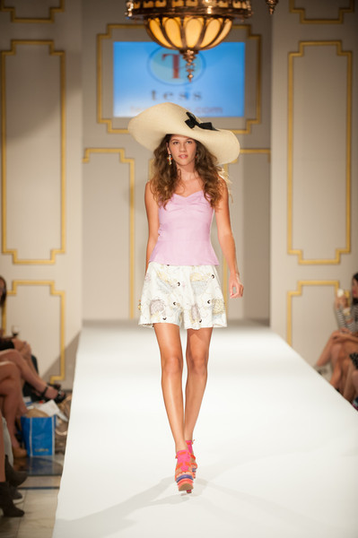 Austin Fashion Week - Tess Designs