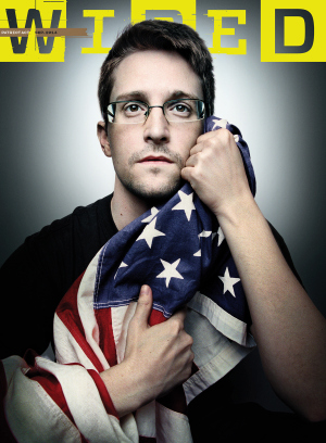 ". <p><b> Famed NSA leaker Edward Snowden, hiding out in exile, told Wired magazine that he longs to return to the country he loves most � </b> </p><p> A. United States </p><p> B. Great Britain </p><p> C. North Korea </p><p><b><a href=""http://www.dailymail.co.uk/news/article-2723935/Edward-Snowden-hugs-American-flag-new-photo-reveals-NSA-s-secret-cyberattack-program-MonsterMind.html\"" target=\""_blank\"">LINK</a></b> </p><p>   (Wired Magazine cover)</p>"