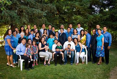 Corvera Family Portraits