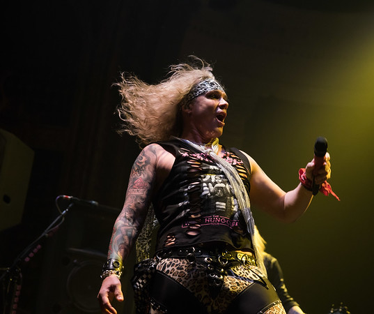 Steel Panther 4-15-17