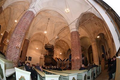 Orsa kyrka 30 12 17