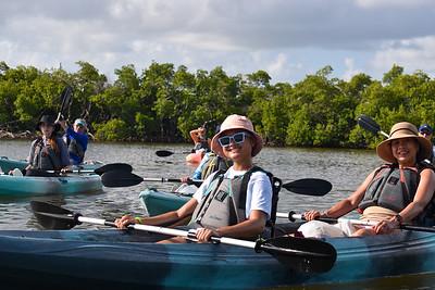 9AM Mangrove Tunnel Kayak Tour - Tantra, Iverson, Scott & Patton