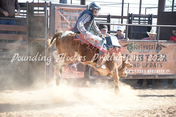 NMHS Open Bull Riding Feb