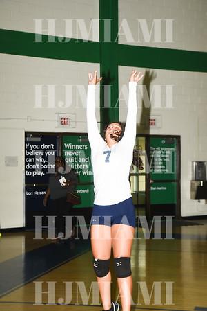 Girls Volleyball 8-29-18