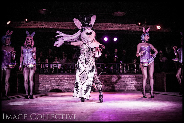 Bunny Ball 2015 Angela Eve & Eve's Parlor Productions