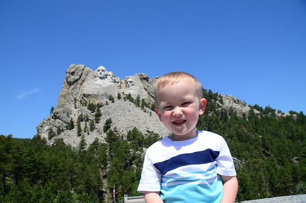 Yellowstone & Rushmore 2015