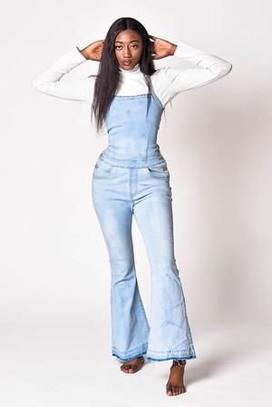 Jaylan Smith Modeling