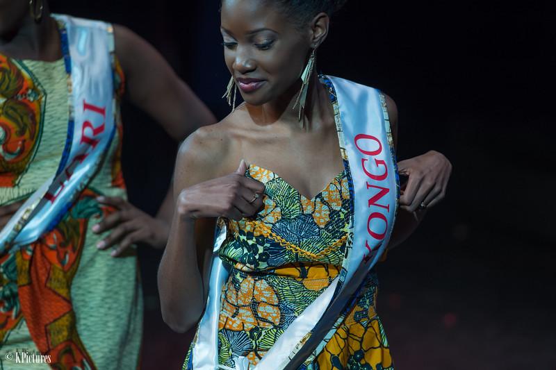 Miss Afro ethnique 2015