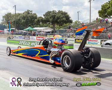 Drag Race For A Cure II 09/24/2016