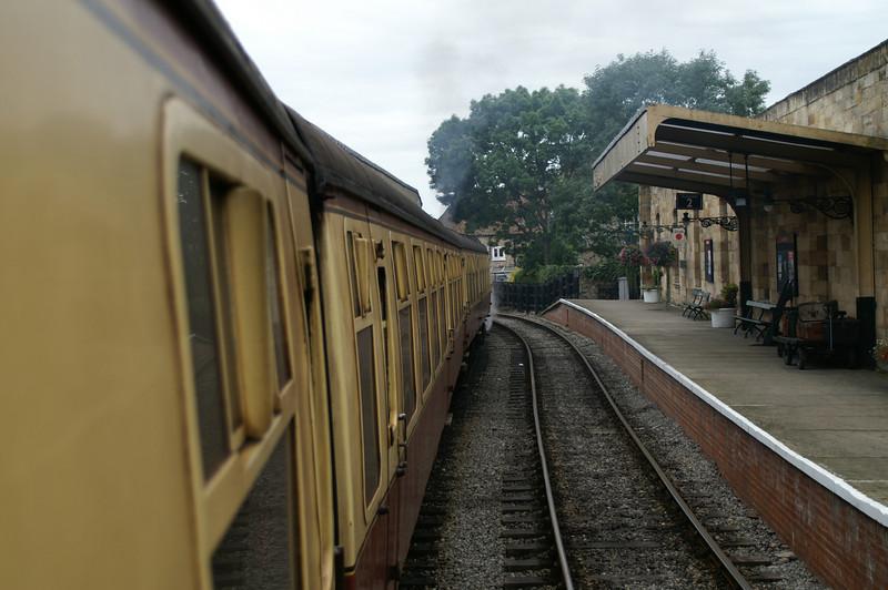 Pickering - North Yorkshire Moors Railway