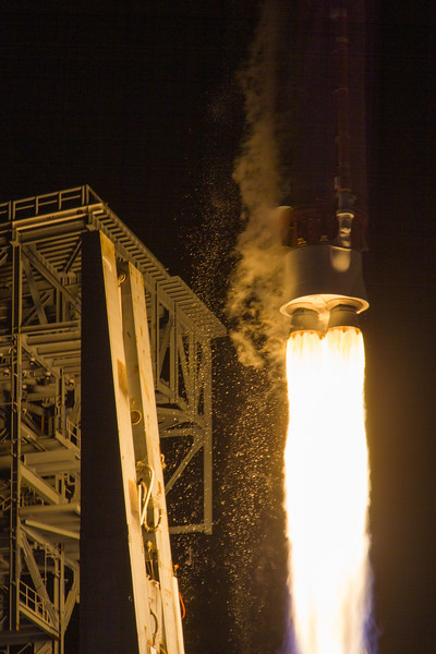 OA6 AtlasV rocket launch by United Launch Alliance