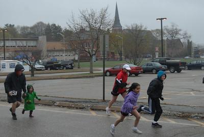Easter Road Race Kids 2011