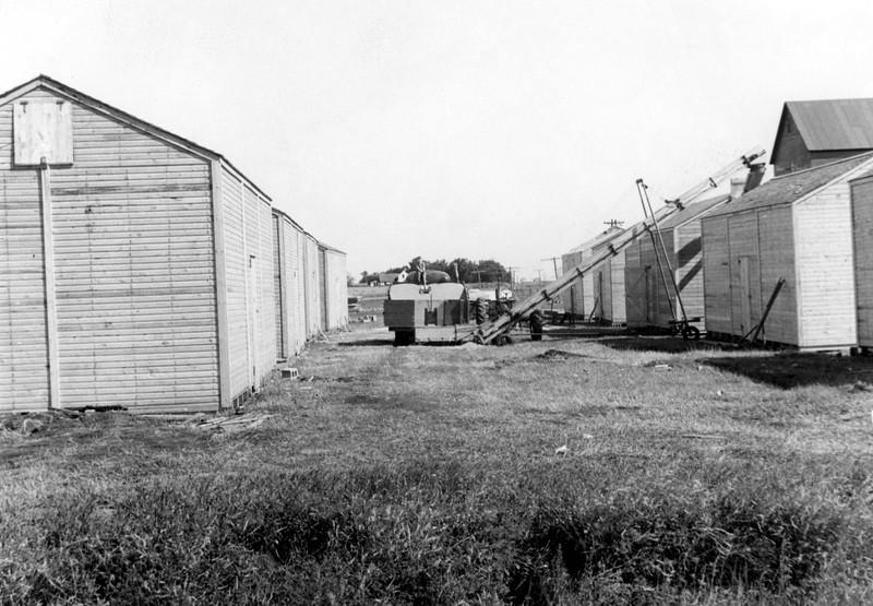 ARE013.  Arthur Farmers Elevator temporary storage – ca 1940.jpg